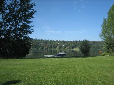 Bc Lakefront Property For Sale  Mile House
